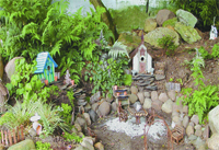 A Faery Garden? How to make one.